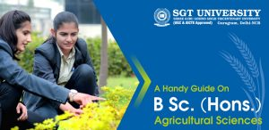 A Handy Guide On B Sc. (Hons.) Agricultural Sciences