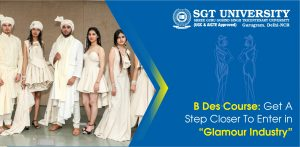 """B. Des Course- Get A Step Closer To Enter in """"Glamour Industry"""""""