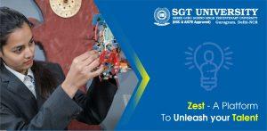 Zest – A Platform To Unleash your Talent