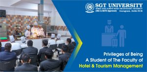 Privileges of Being A Student of The Faculty of Hotel & Tourism Management