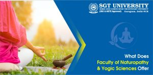 What Does Faculty Of Naturopathy & Yogic Sciences Offer