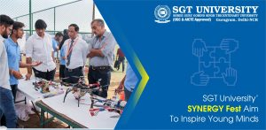 SGT University' SYNERGY Fest Aim To Inspire Young Minds